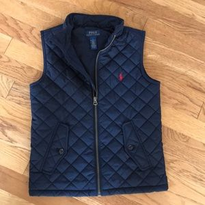 Polo by Ralph Lauren quilted vest